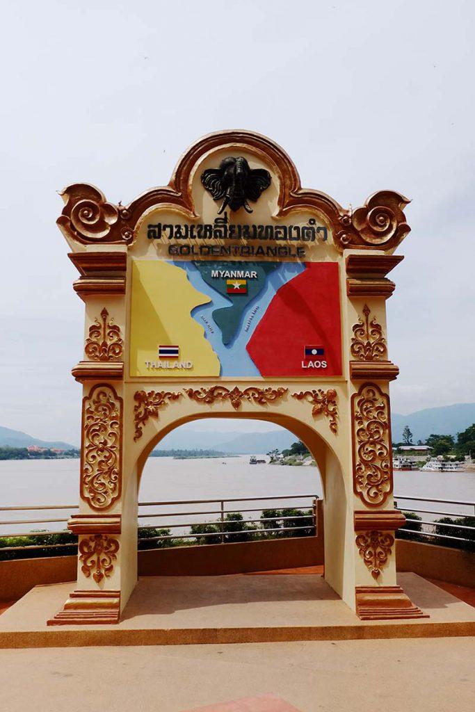 Titik temu tiga negara Chiang Rai