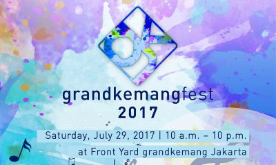 Color Your Day di Grandkemang Fest 2017