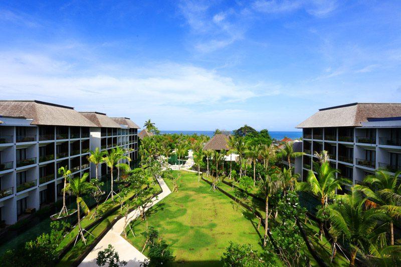 hotel bintang 5 The Anvaya Beach Resort