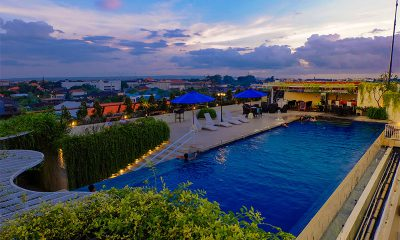 Atanaya Hotel Bali Hadirkan The Sky Roof Top Pool Bar