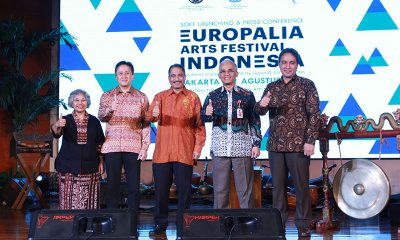 Europalia Arts Festival Promosikan Budaya Indonesia ke 7 Negara