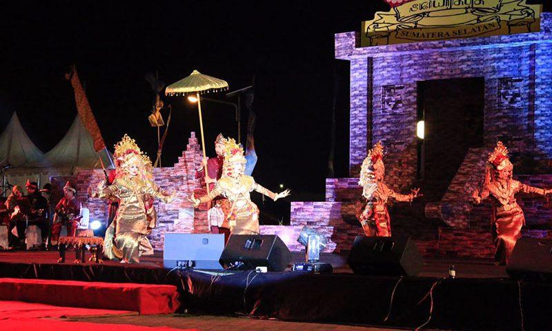 Festival Sriwijaya akan Menjadi Ikon Pariwisata Sumatra Selatan