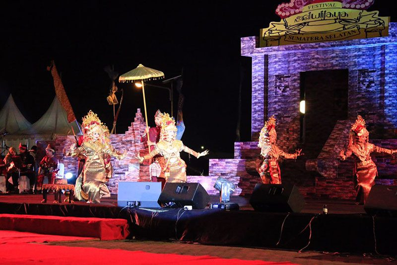 Festival Sriwijaya 2017