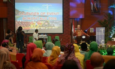 Event di Gorontalo Terus Meningkat