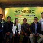 HOMEDEC Targetkan Transaksi Rp30 Miliar