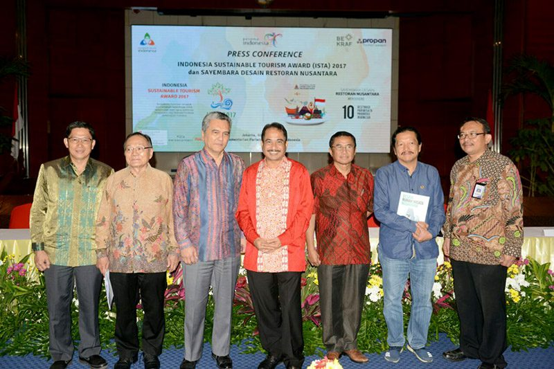 Indonesia Sustainable Tourism Award