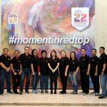 Redtop Hotel & Convention Center Rayakan Hari Jadi yang Ke-22