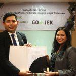 Kerja Sama Strategis GO-JEK dan Hotel Santika Premiere Bintaro