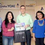 Aksi Sosial Grandkemang Jakarta untuk Yayasan Onkologi Anak Indonesia