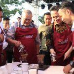 Kreatifood 2017 Promosikan Kopi Sumatera Selatan