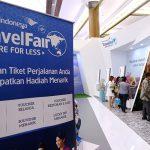 Belasan Promo Menarik di Garuda Indonesia Travel Fair 2017