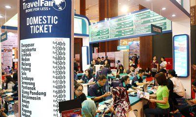 Travel Fair, Upaya Dongkrak Penjualan Tiket Garuda Indonesia