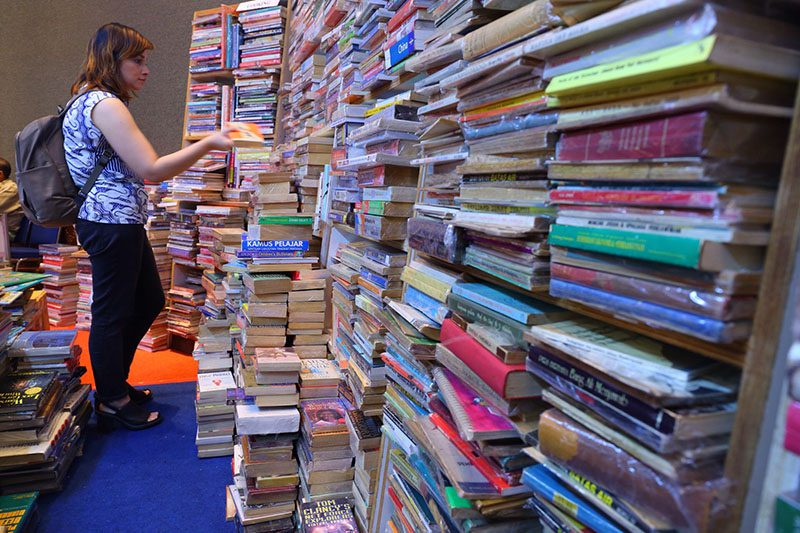 Indonesia International Book Fair 2017