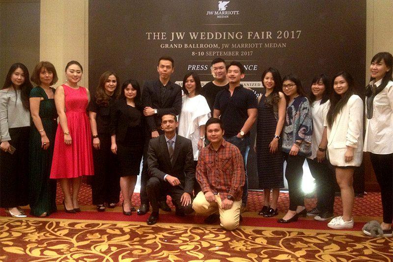 JW Wedding Fair 2017