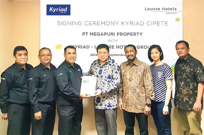 Kyriad Cipete Hotel