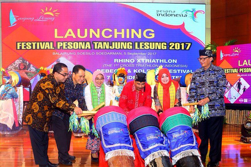 Festival Pesona Tanjung Lesung 2017