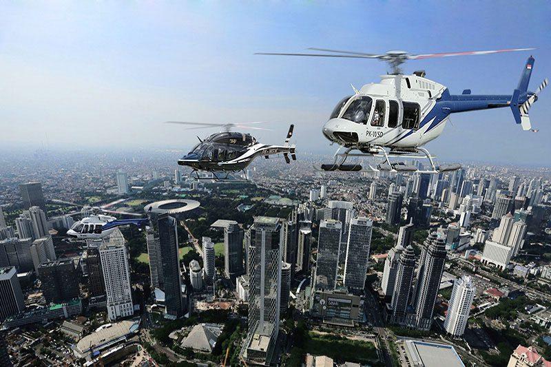 Wonderful Indonesia Whitesky aviation
