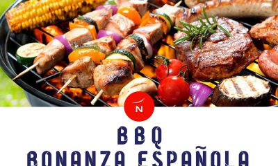 The Square Restaurant Hadirkan BBQ Bonanza Española