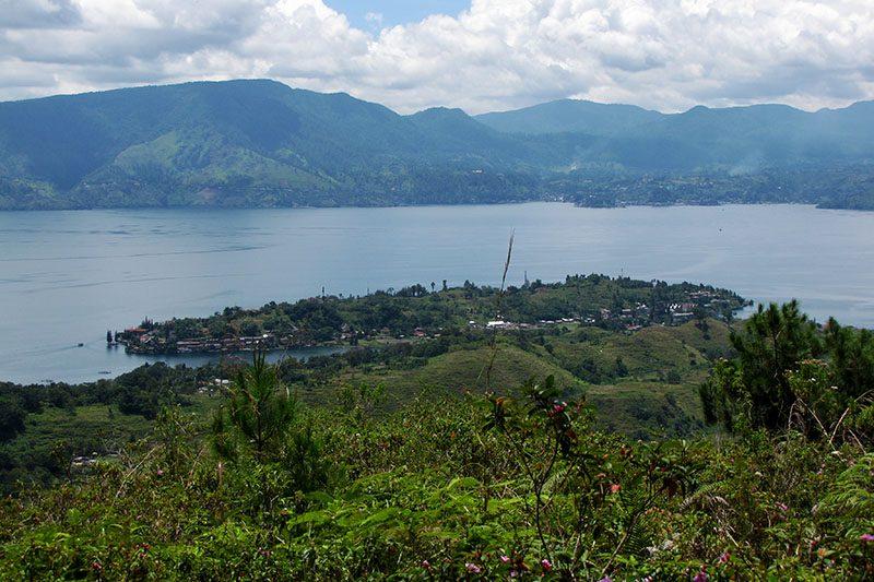Bandara Silangit Danau Toba