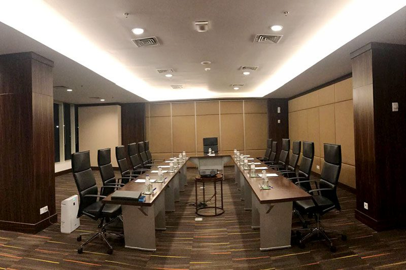 Lotus Function Room Holiday Inn Express Jakarta