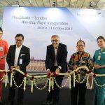 Garuda Indonesia Terbang Nonstop ke London