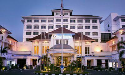 Grand Inna Malioboro Terima Penghargaan sebagai Hotel Berwawasan Lingkungan