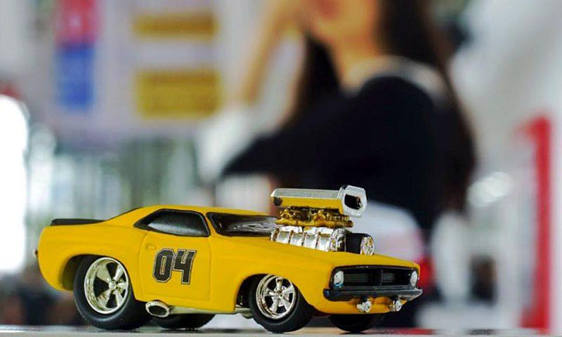 Pameran Muscle Car Berukuran Mini akan Hadir di Jakarta