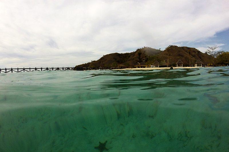 Pulau Kanawa di Nusa Tenggara Timur
