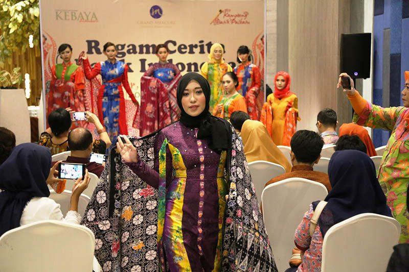 Ragam Cerita Batik Indonesia