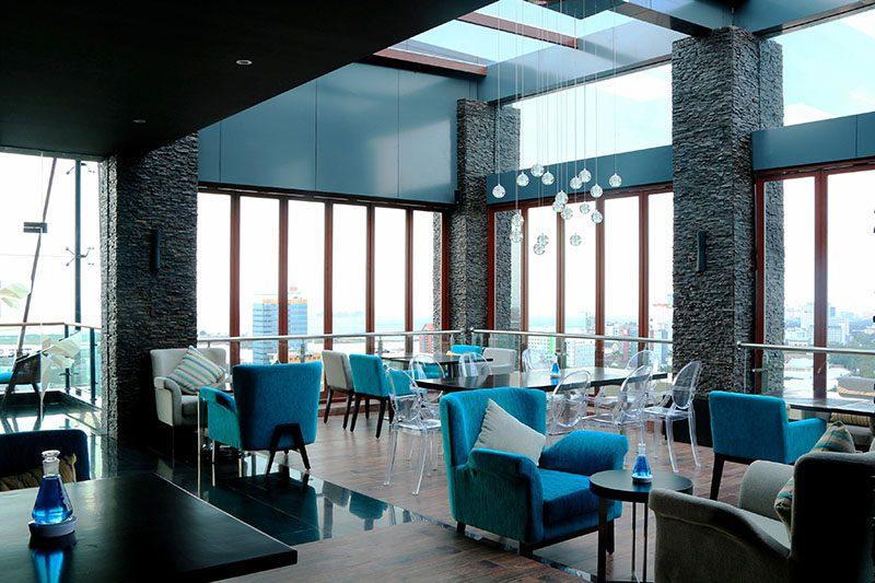 The Society Sky Dining & Bar Melia Makassar