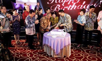 Perayaan Dua Dekade Mercure Jakarta Kota