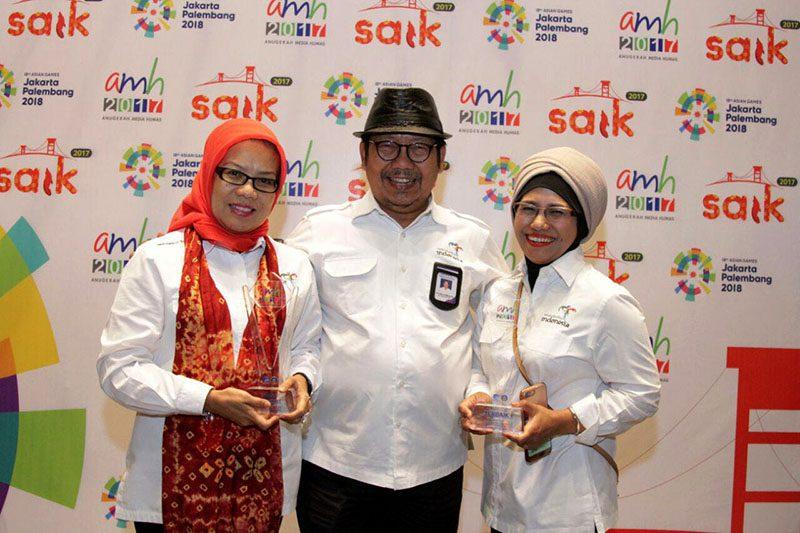 Anugerah Media Humas 2017