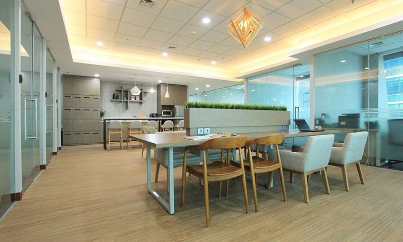 Avenue8, Coworking Space dengan Layanan Hotel Berbintang
