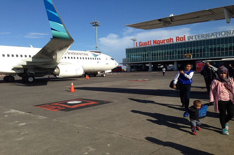 Bandara Gusti Ngurah Rai