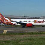 Batik Air Siap Terbang ke Silangit dari Soekarno-Hatta