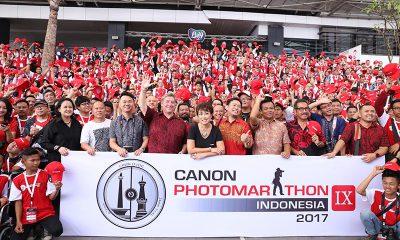 Canon PhotoMarathon Indonesia 2017 Dihadiri Banyak Pelajar