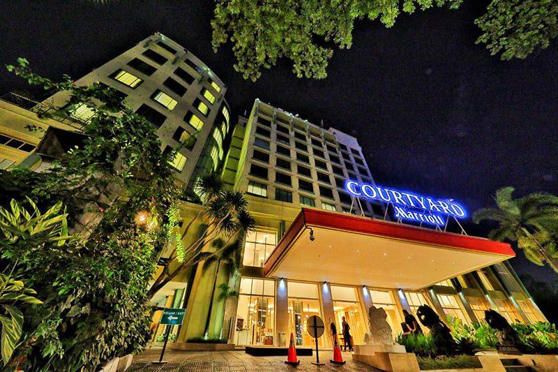 Courtyard by Marriott Bandung Dago