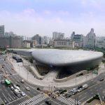 Dongdaemun Design Plaza, Venue Masa Depan Seoul