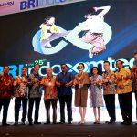 BRI Indocomtech 2017 Targetkan 200.000 Pengunjung
