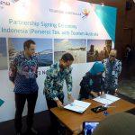 Garuda Indonesia Perpanjang Kerja Sama dengan Tourism Australia