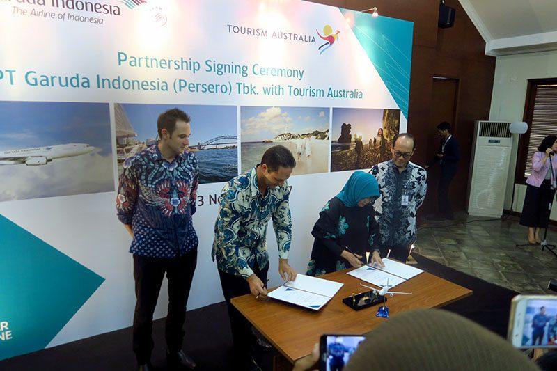 Garuda Indonesia Tourism Australia