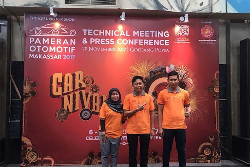 Pameran Otomotif Makassar