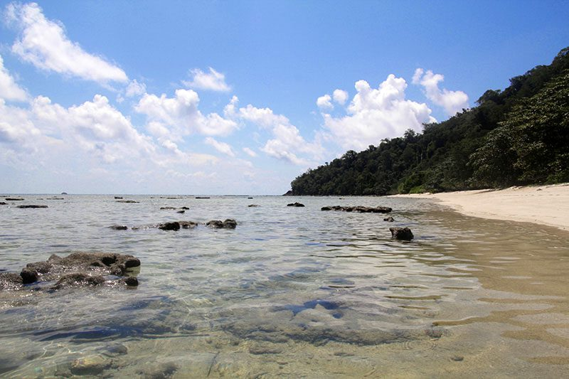 Pulau Gelasa Bangka Tengah
