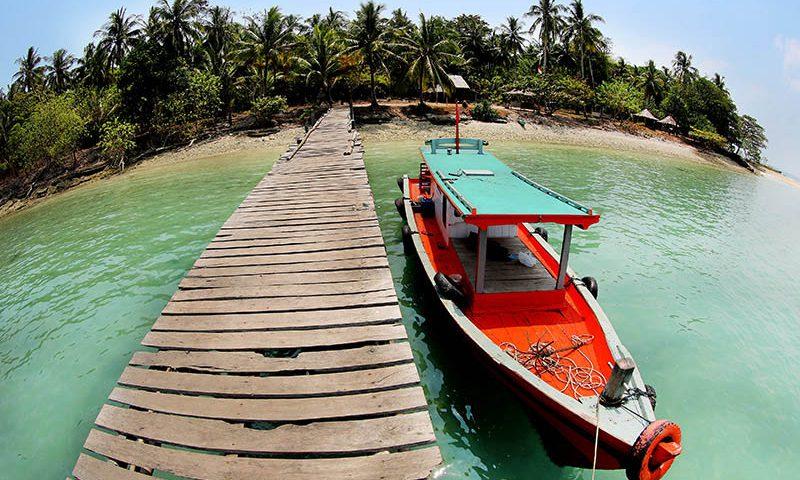 Pulau Liwungan Siap Menyambut Investor
