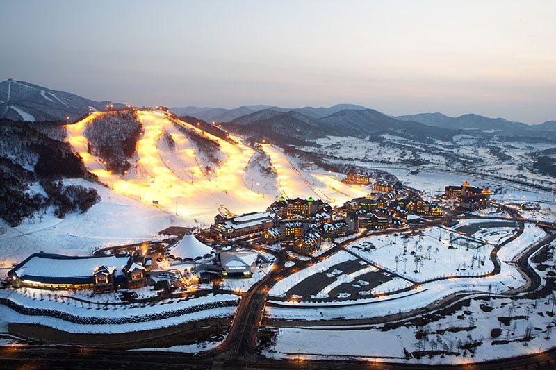Pyeongchang Korea Selatan