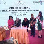 Sahid Osing Resort Menambah Jumlah Amenitas di Kemiren