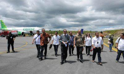 Bandara Silangit Menjadi Pionir Smart Airport