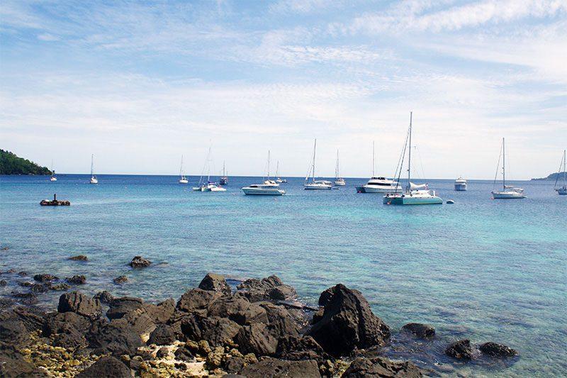 Wisata Bahari yacht