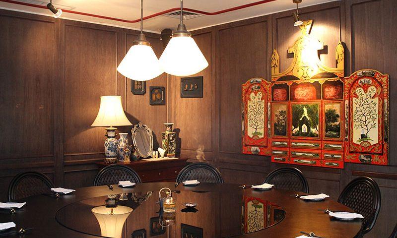 Ling Ling Restaurant, Meeting Berbalut Cita Rasa Shanghai