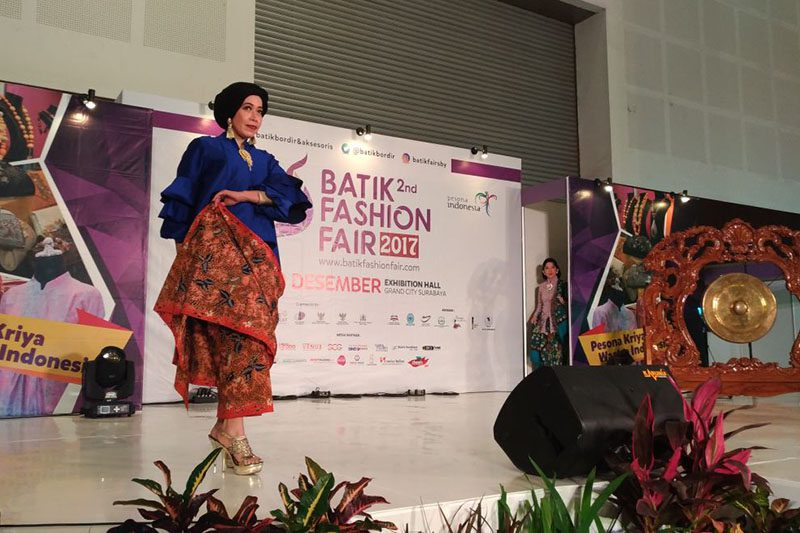 Batik Fashion Fair 2017